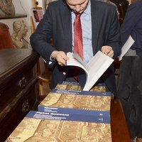 "With ""A Gift of Beauty"" book accompanying the eponymous exhibition"