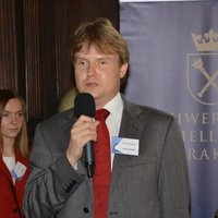 Ireneusz Białek,Head of the Jagiellonian University Disability Support Service