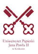 Pontifical University of John Paul II logo