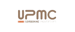 Pierre and Marie Curie University of Paris logo